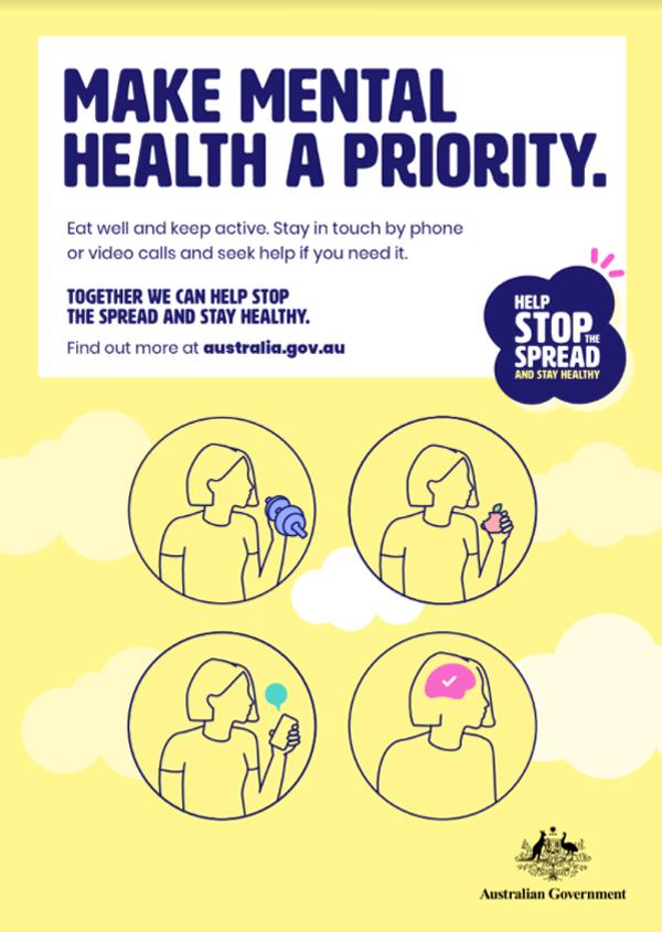 Make Mental Health A Priority